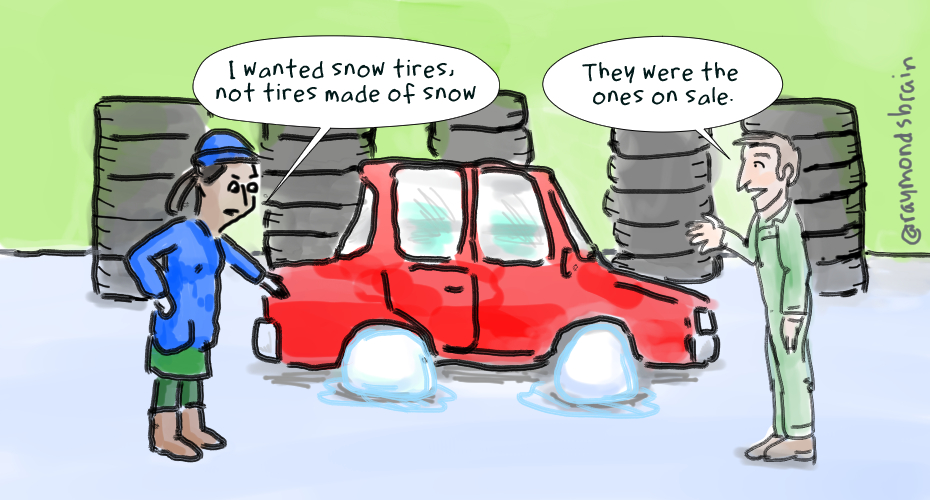 Ever Wonder About Winter Tires? - Science World